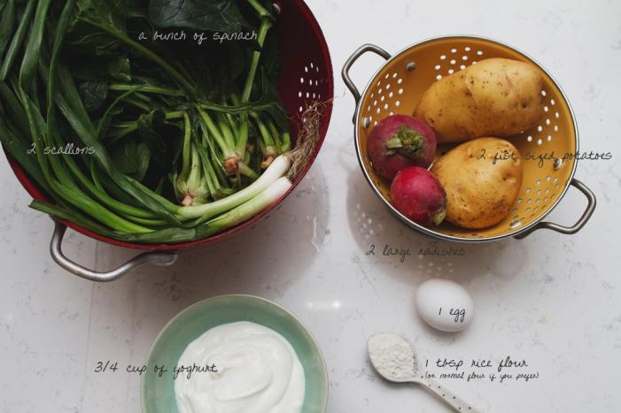 roesti ingredients